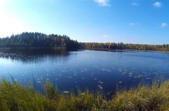 Как найти хорошее и уловистое место для рыбалки