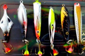 Необычный способ летней рыбалки на зимнюю блесну
