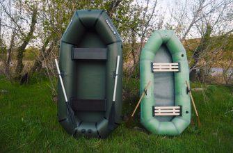 Как выбрать безопасную надувную лодку