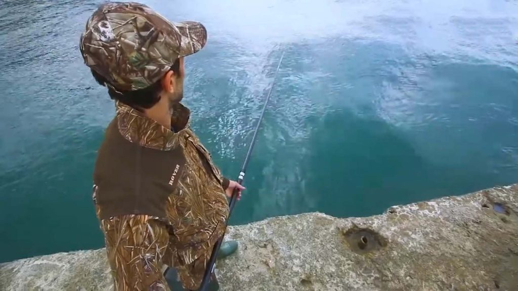 Камуфляж на рыбалке