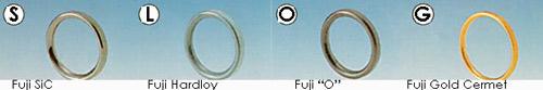 Кольца для удилищ Fuji - вставки SiC