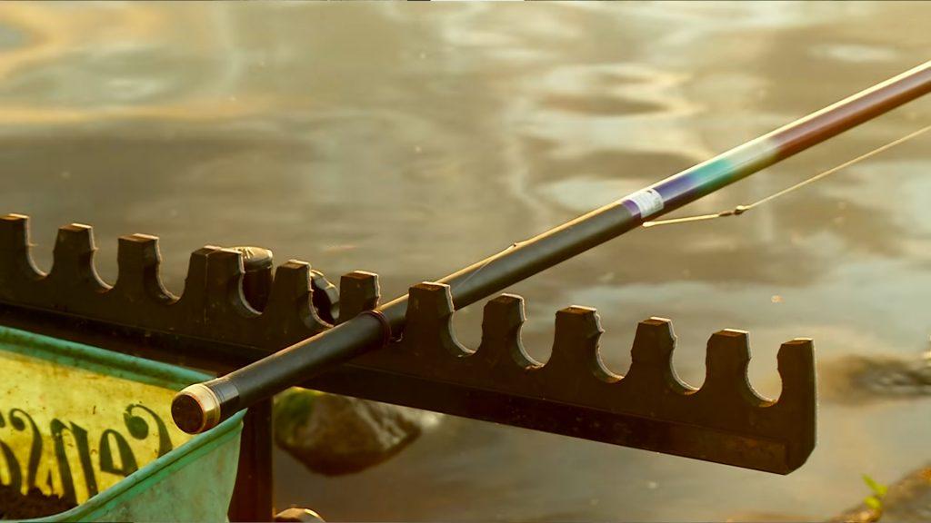"""Ловля """"махом"""" в стоячей воде"""