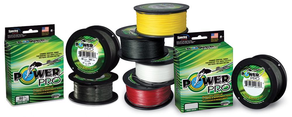 Плетеный шнур. Разновидности