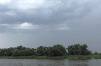 Как влияет погода на клев