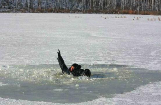 Об опасности тонкого льда