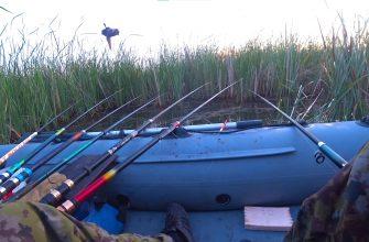 Сколько удочек брать с собой на рыбалку