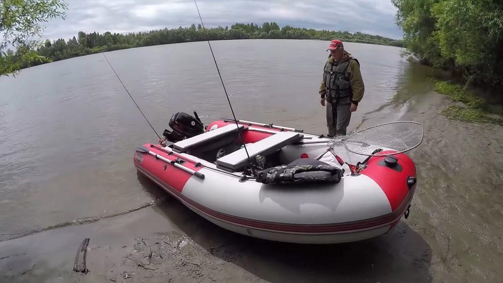 Скорость лодки - регулируем правильно