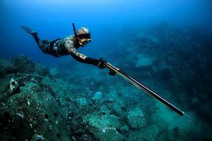 Советы начинающим подводным охотникам